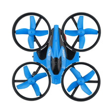 Load image into Gallery viewer, Mini Fall Resistant Flying Saucer 2.4G Remote Control Auto Hovering Six-Axis Small Mode Drone for Kids_12