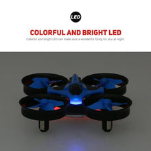 Load image into Gallery viewer, Mini Fall Resistant Flying Saucer 2.4G Remote Control Auto Hovering Six-Axis Small Mode Drone for Kids_16