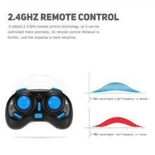 Load image into Gallery viewer, Mini Fall Resistant Flying Saucer 2.4G Remote Control Auto Hovering Six-Axis Small Mode Drone for Kids_4