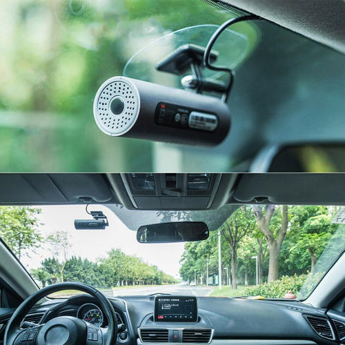 70 Mai HD Wi-Fi Smart Driving Safety Camera Recorder Night Vision Voice Controlled Dash Camera_2