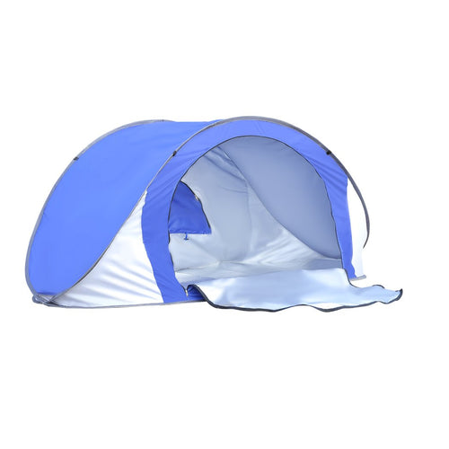 Bostin Life Mountview Pop Up Tent Beach Camping Tents 2-3 Person Hiking Portable Shelter Idropship