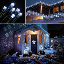 Load image into Gallery viewer, Bostin Life 30M 300 Led String Solar Powered Fairy Lights Garden Christmas Décor Cool White
