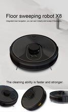 Load image into Gallery viewer, Bostin Life Robot Vacuum Cleaner Robotic Lds Distance Sensor Automatic Carpet Floor Mop Dropshipzone