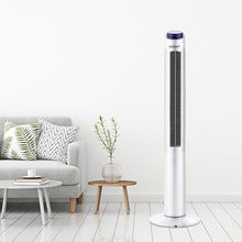 Load image into Gallery viewer, Bostin Life Devanti 122Cm 48 Tower Fan Oscillating Bladeless Fans W/remote Timer Dropshipzone