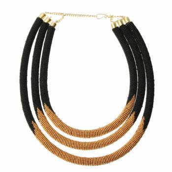 Zulu Maasai Beaded Necklace