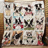 I Love French Bull - Quilt On Sale!