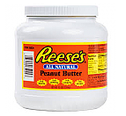 Peanut Butter Topping, Pourable 1/2 Gallon Jar