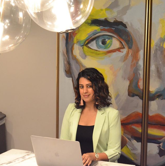 WOMEN TO WATCH: SALEEMA VELLANI