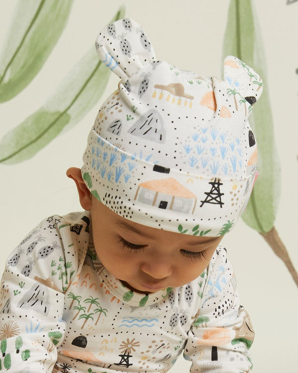 Big Adventures Lunar Baby Hat