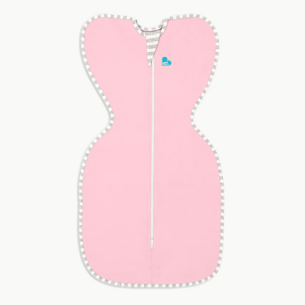 Swaddle Up Original, Pink 1.0 Tog