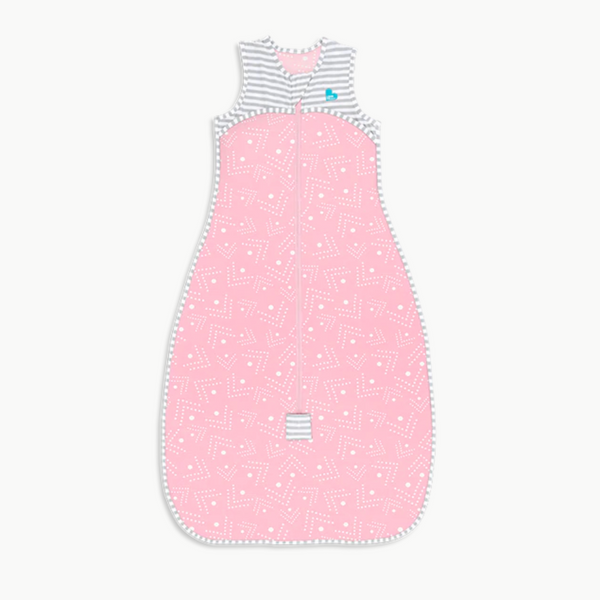 Sleep Bag, 0.2 Tog Pink