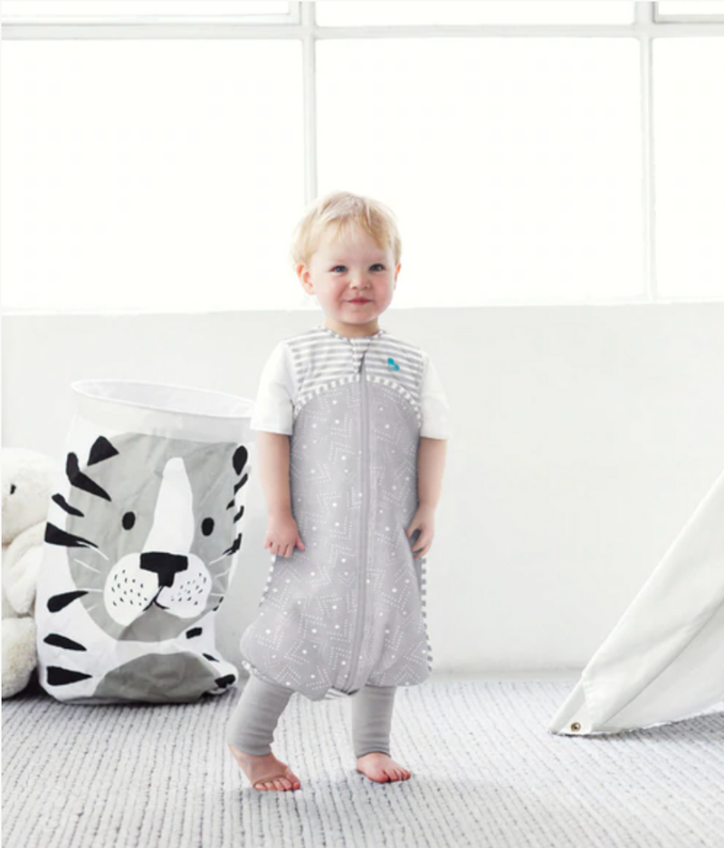 Sleep Suit, 0.2 Tog Grey