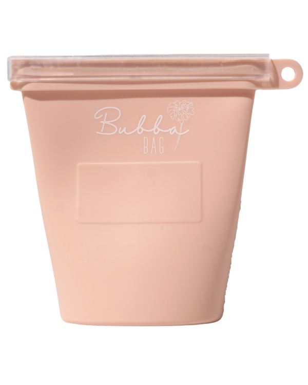 Bubba Bag- Pink Reusable Milk Storage Bag 2 pack