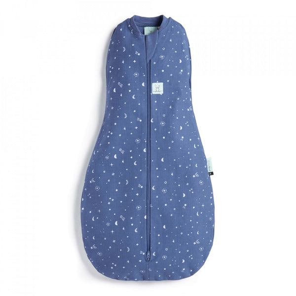 Cocoon Swaddle Bag, Night Sky- 1.0 TOG