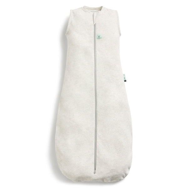 Jersey Sleeping Bag, Grey Marle- 1.0 TOG