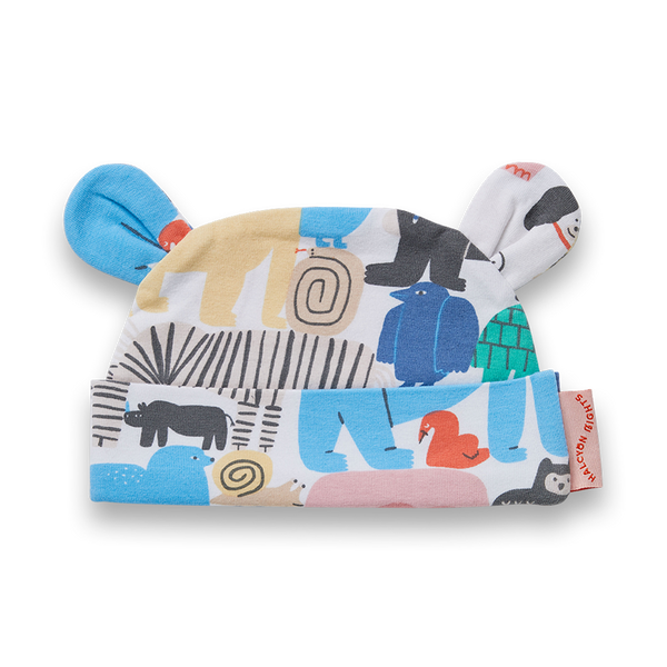 Animal Parade Lunar Baby Hat