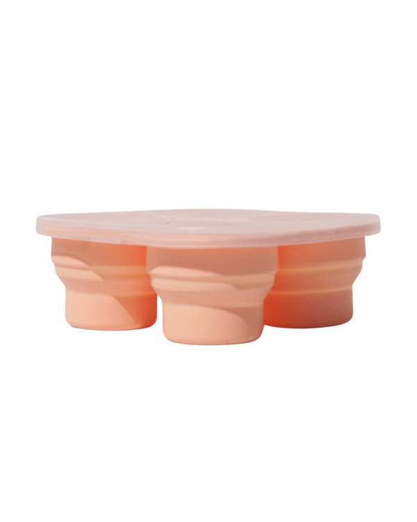 Bubba Pod - Pink Reusable Silicone Food Pods