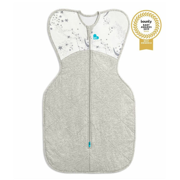 Swaddle Up Warm, White 2.5 Tog