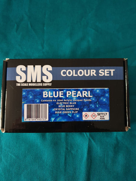 SMS BLUE PEARL
