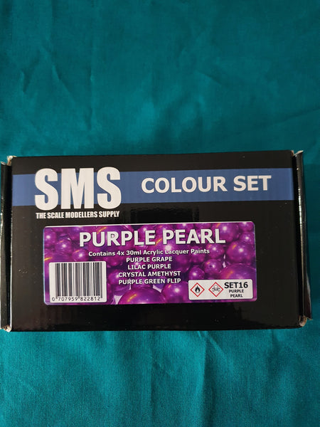 SMS PURPLE PEARL