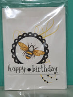 Happy Birthday Bee