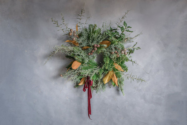 Fresh & Wild Wreath