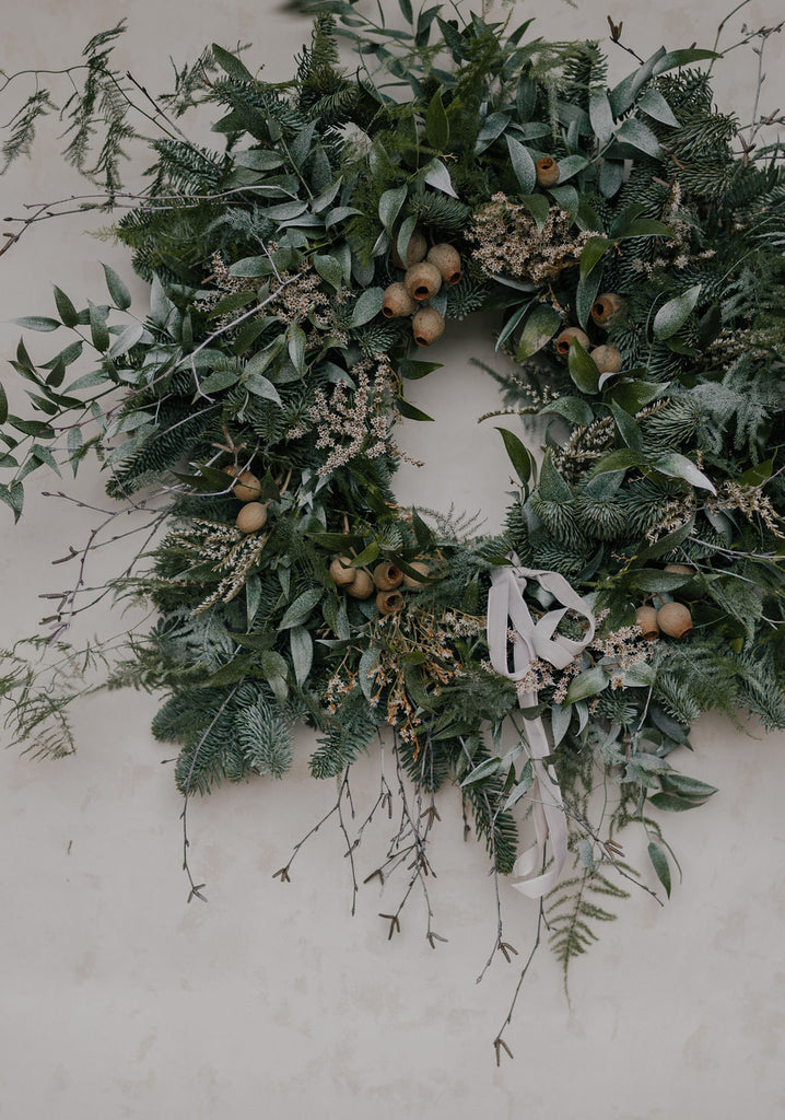 Fern Wreath