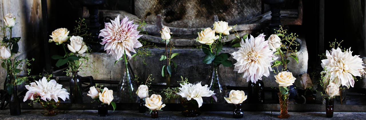 Flower courses by Passion
