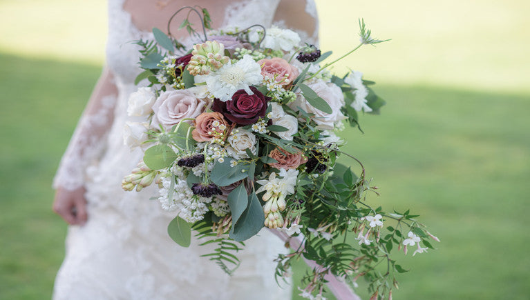 Wedding Flowers by Passion