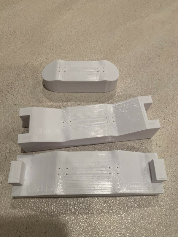 New DIY FB Fingerboard Mold 3D Printed 35mm Wide FAST SHIPPING QUALITY PRODUCT!! - Props & Treasures