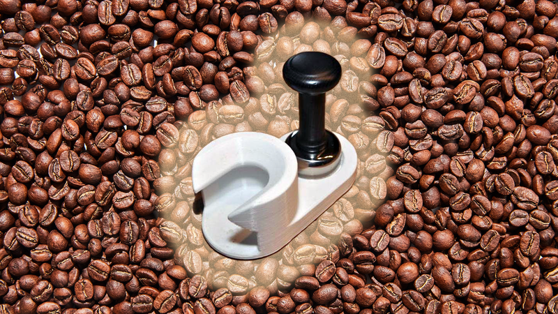 Espresso Tamping Station | Tamping Station For Espresso Enthusiasts | 58MM Tamper And Smaller