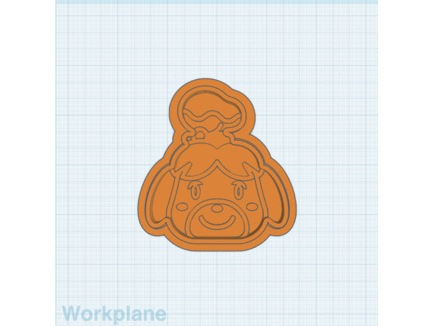 Animal Crossing New Horizons Cookie Cutters