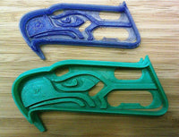 Seattle Seahawks Cookie Cutter - Choice of Sizes (Sports Football)