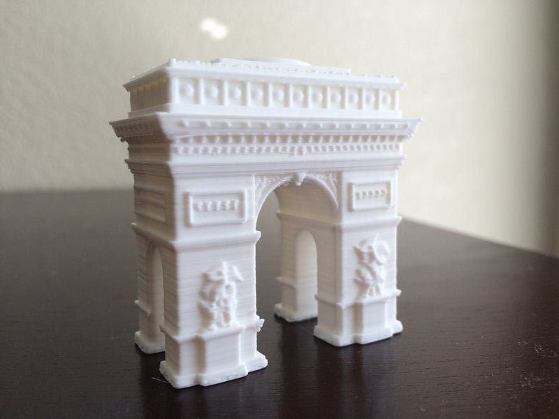 Arc de Triomphe - France Scaled Model