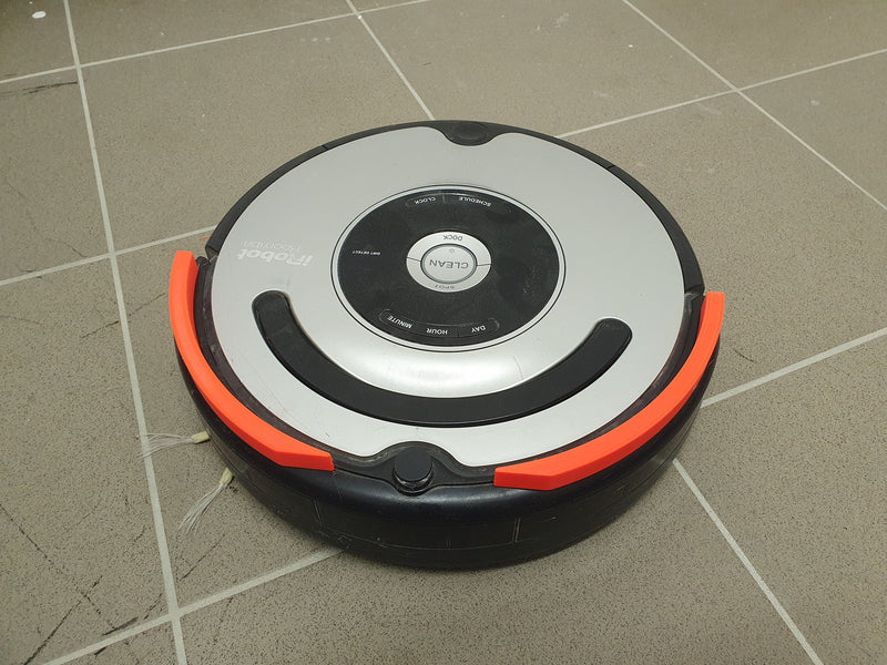 Robot Vacuum Bumper Extension LIFE HACK for iRobot Roomba  - Height Adjuster for Vacuum Cleaner - Bumper Height Extension Works for E5