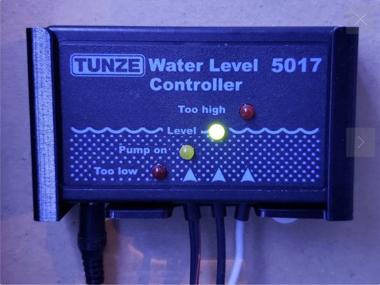 Ergonomic TUNZE 3155 Osmolator Water Level Controller Mount - 5017 Bracket Holder Cradle Osmolator 3155 Kit
