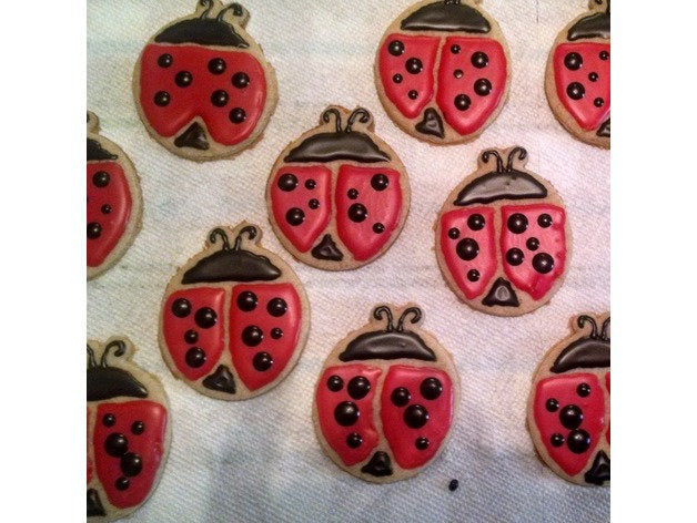 Lady Bug Cookie Cutter For Kids And Adults Fun