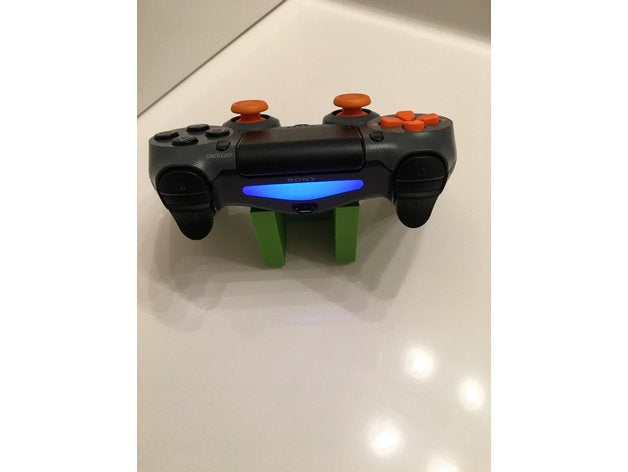 PS4 Controller and TV Remote Stand