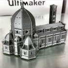 Florence Cathedral - Firenze FI, Italy Full - Scaled 100% Accurate Model Miniature Tabletop Diorama Architecture Famous Hungarian Landmark