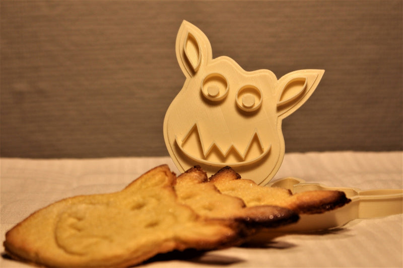 Troll Cookie Cutter | Monster Kids | Fun Cookie Cutter | Goblin | Funny Troll | Baking | Pastry Cutter
