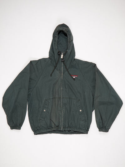 Ralph Lauren Polo Sport Zip-Up Hooded Jacket Green Size XL