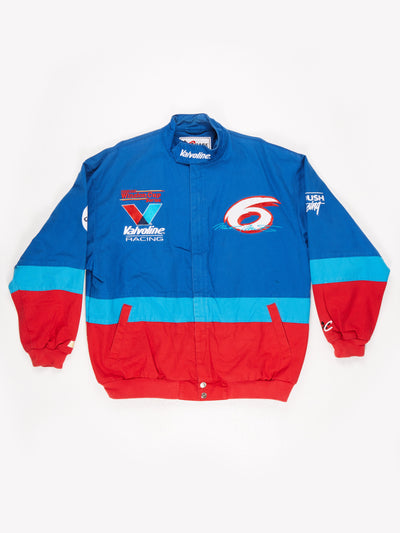 Vavoline Racing Nascar Jacket Blue / Red Size XL