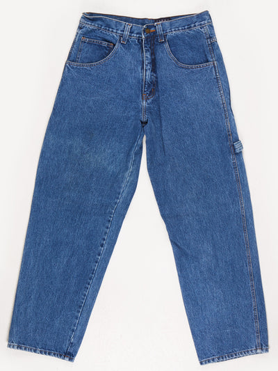Tommy Hilfiger Jeans with back Patched Pocket Blue Size 34