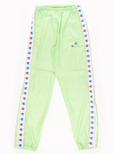 Champion Shell tracksuit bottoms Green Size Large
