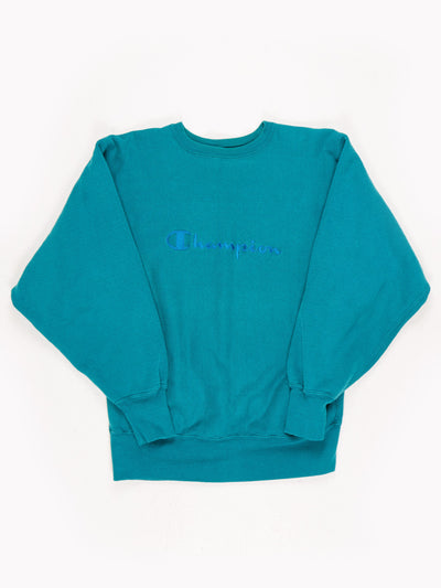 Champion Sweatshirt Blue / Large