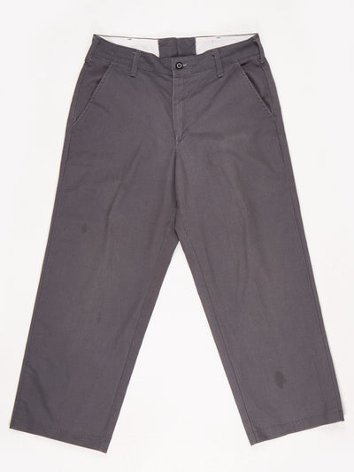 Red Kap Workwear Trousers / Grey / Size w32