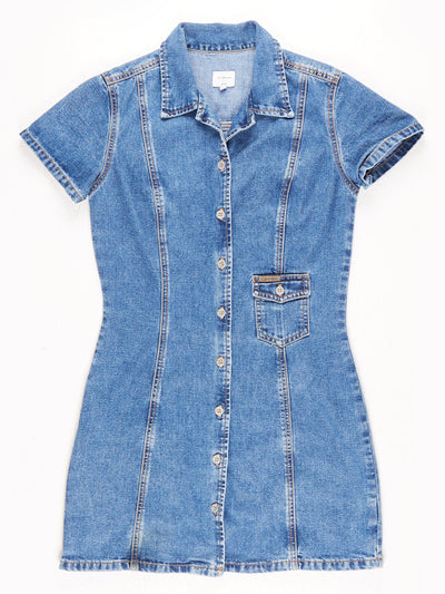 Calvin Klein Jeans Denim Dress