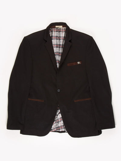 Burberry London Blazer Jacket / Black / Size 54