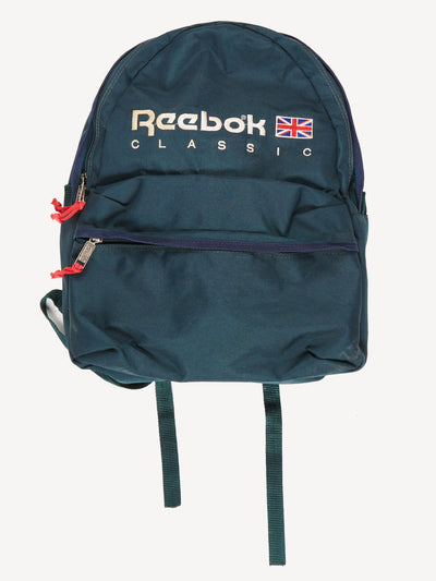 Reebok Sports Round Backpack / Green Size Medium