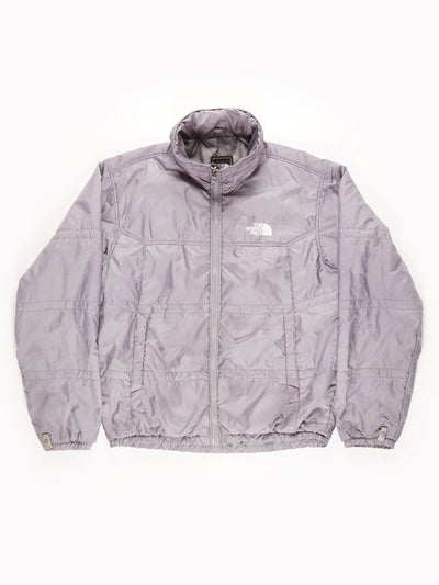 The North Face Quilted Coat / Grey / Medium